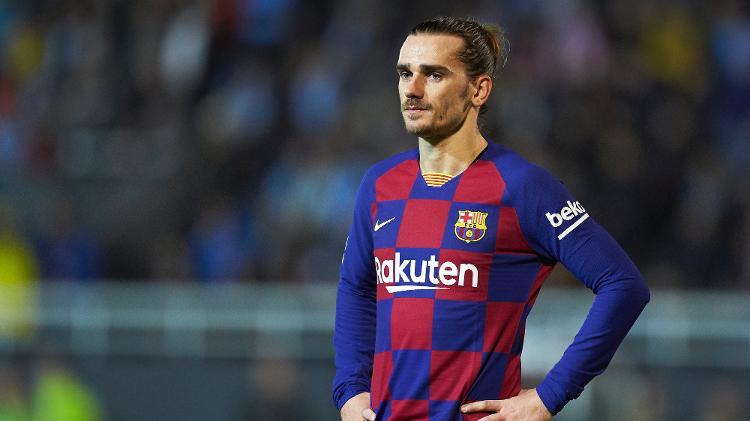Griezmann Barcelona - Imagens de esportes de qualidade / Getty Images - Imagens de esportes de qualidade / Getty Images