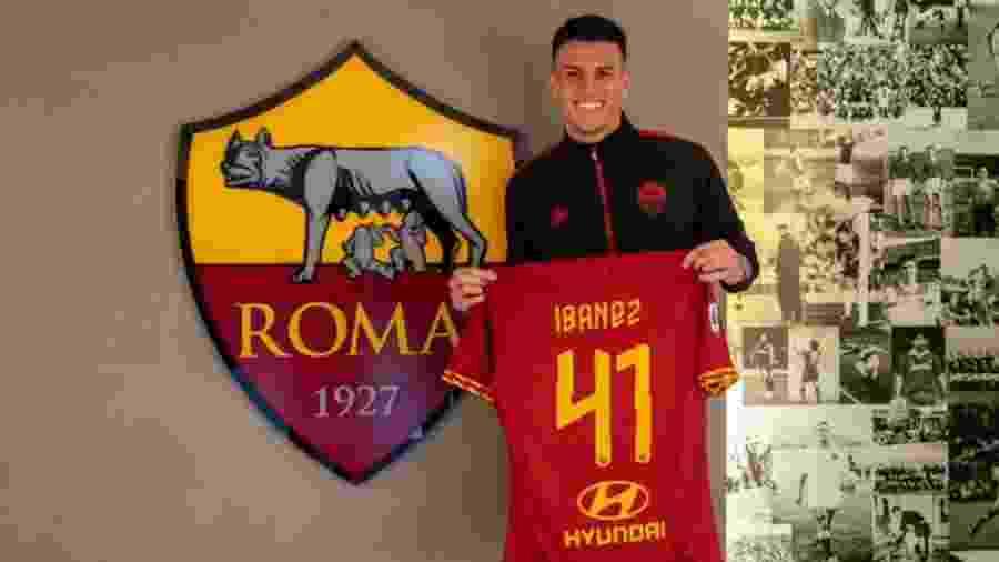 Jogador estava na Atalanta, onde pouco atuou - AS Roma/Divulgação