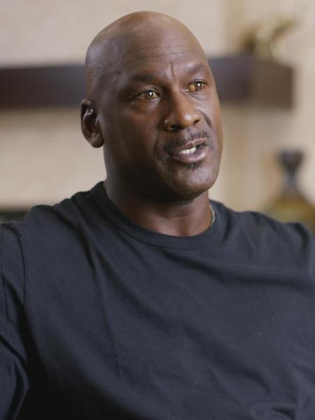 Michael Jordan anuncia doação de US$ 100 milhões para combater a desigualdade social - Divulgação Netflix