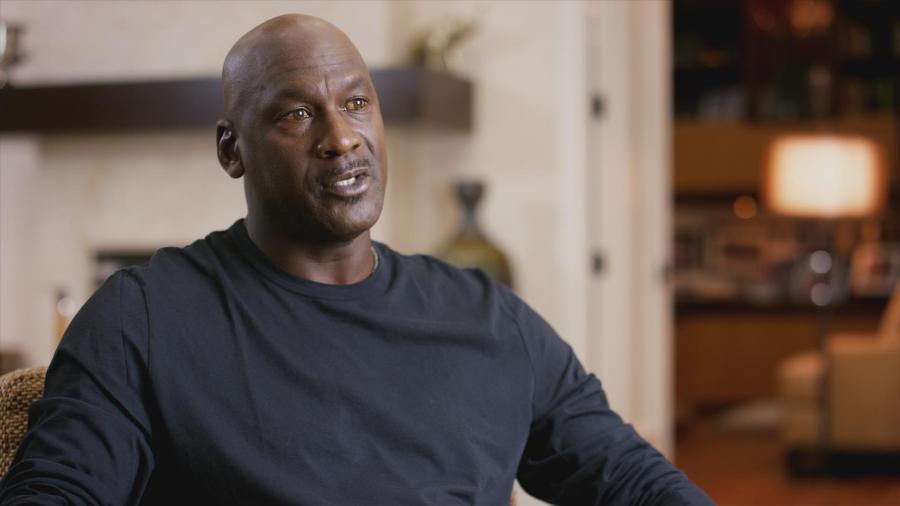 Michael Jordan tem fortuna estimada em 1,6 bilhão de dólares (R$ 9 bilhões)  - Divulgação Netflix