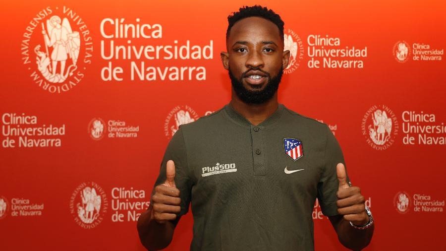Atacante de 24 anos chega ao clube espanhol para substituir Diego Costa no setor ofensivo - Divulgação