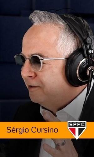 Sérgio Cursino (Rede TV!): São Paulo