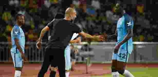Veteranos como Yaya Toure não estão bem cotados com o técnico no City - Reuters / Bobby Yip