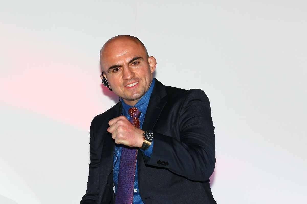 Wallid Ismail, dono de um dos maiores eventos de MMA do Brasil, o Jungle Fight