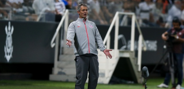 Lisca, ex-Inter, assume o Paraná com a missão do acesso - Rubens Cavallari/Folhapress