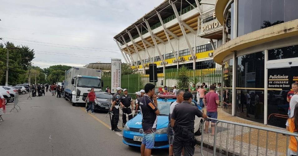 Organizadas não marcarão presença no clássico entre Flamengo e Vasco