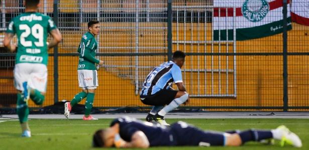 Raphael Veiga está passando férias na Europa e deve assinar com o Atlético-MG quando retornar ao Brasil - MARCO GALVÃO/FOTOARENA/ESTADÃO CONTEÚDO