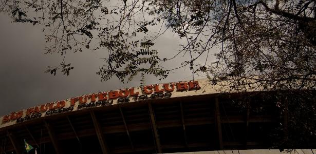 Fachada do estádio do Morumbi; operações nos jogos pode render bolada à CET