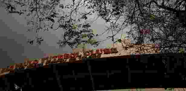 Fachada do estádio do Morumbi; Conselho se reúne e pode debater transgressão - Ricardo Nogueira/Folhapress