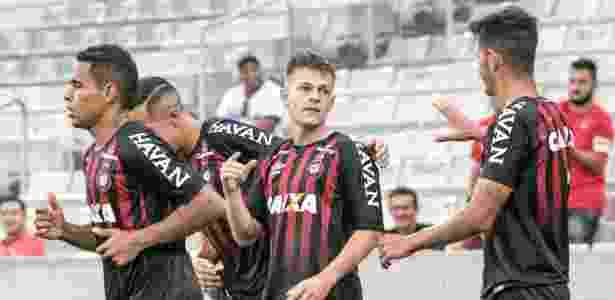 João Pedro foi decisivo no título em 2018: reinicio nos aspirantes do Furacão - Cleber Yamaguchi/AGIF