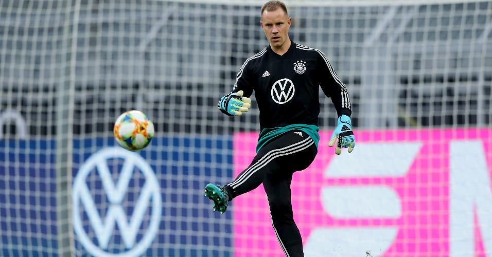Ter Stegen, goleiro do Barcelona e da seleção alemã