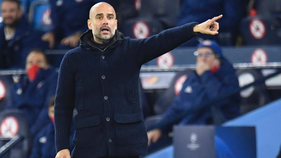 Treinador do Manchester City alfinetou a cobertura da imprensa europeia em relação à pressão sobre técnicos - Peter Powell/EFE