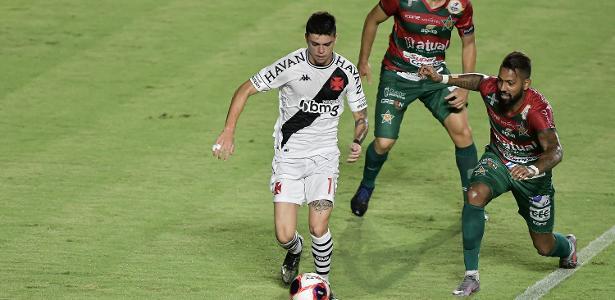 Com sub-20, Vasco estreia com derrota para Portuguesa no Carioca