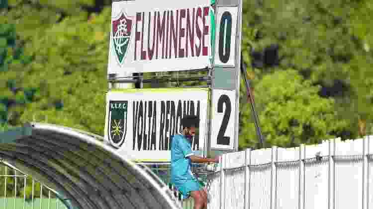 Volta Redonda x Fluminense - Thiago Ribeiro/AGIF - Thiago Ribeiro/AGIF