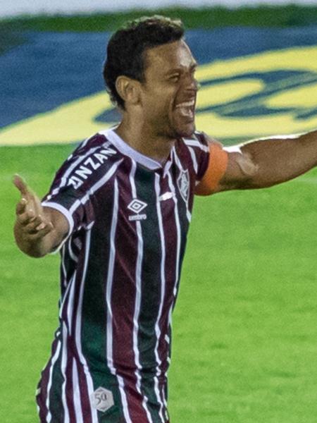 Fred marcou gol 399 na carreira contra o Macaé, seu 181º pelo Fluminense - MAGA JR/ESTADÃO CONTEÚDO