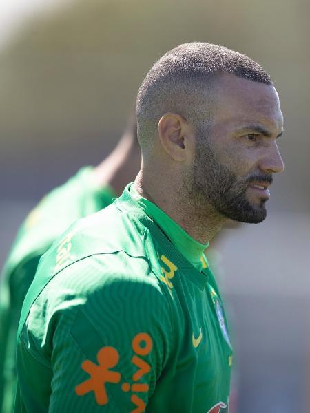 Weverton, goleiro da seleção brasileira - Lucas Figueiredo/CBF