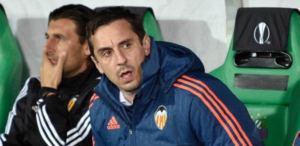 Ex-jogador não teve sucesso na primeira tentativa como técnico - Hans Punz/AFP