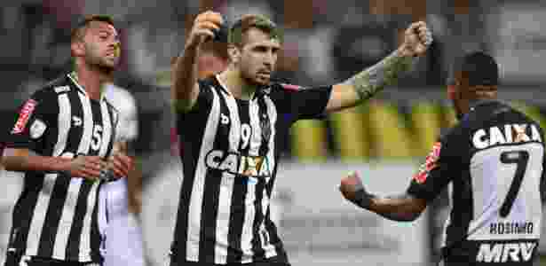 Atlético-MG Libertadores - AFP PHOTO / DOUGLAS MAGNO - AFP PHOTO / DOUGLAS MAGNO