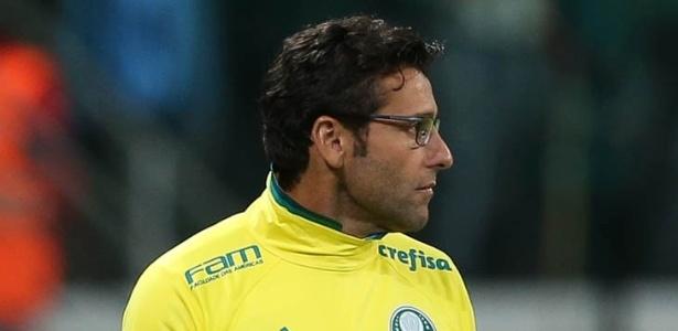 Alberto Valentim comandou o Palmeiras em 11 partidas desde 2014