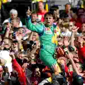 Em 2006, Felipe Massa conquistou a primeira de suas duas vitórias no Brasil - Mark Thompson/Getty Images