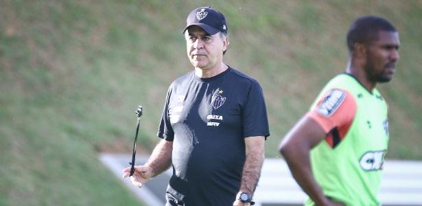 Treinador se blinda das críticas antes de mais uma final de Copa do Brasil