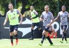 Mesmo em negociação com o Corinthians, Clayton treina na Cidade do Galo - Bruno Cantini/Clube Atlético Mineiro