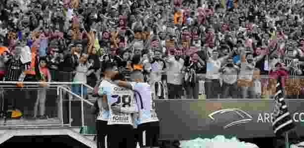 festa do gol - Daniel Vorley/AGIF - Daniel Vorley/AGIF