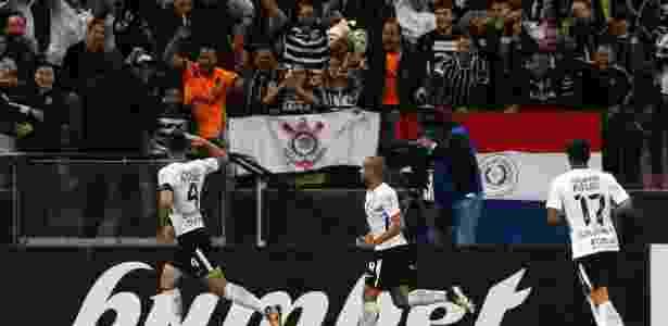 157de6d3f9 Corinthians bate Patriotas com time alternativo e avança na Sul-Americana