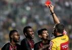 O jogo dos 5 erros no duelo do Atlético-PR contra o Vitória - Ale Cabral/AGIF