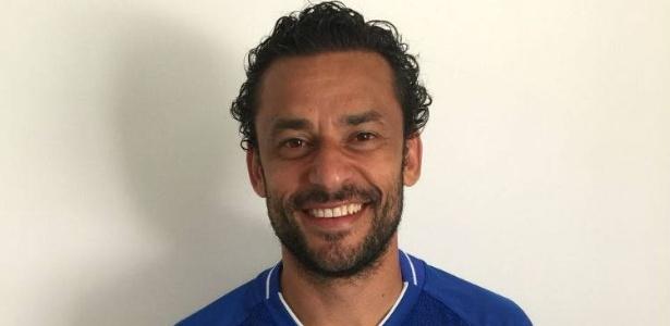 Fred, atacante do Cruzeiro, trava batalha judicial com o Atlético-MG - Divulgação/Cruzeiro