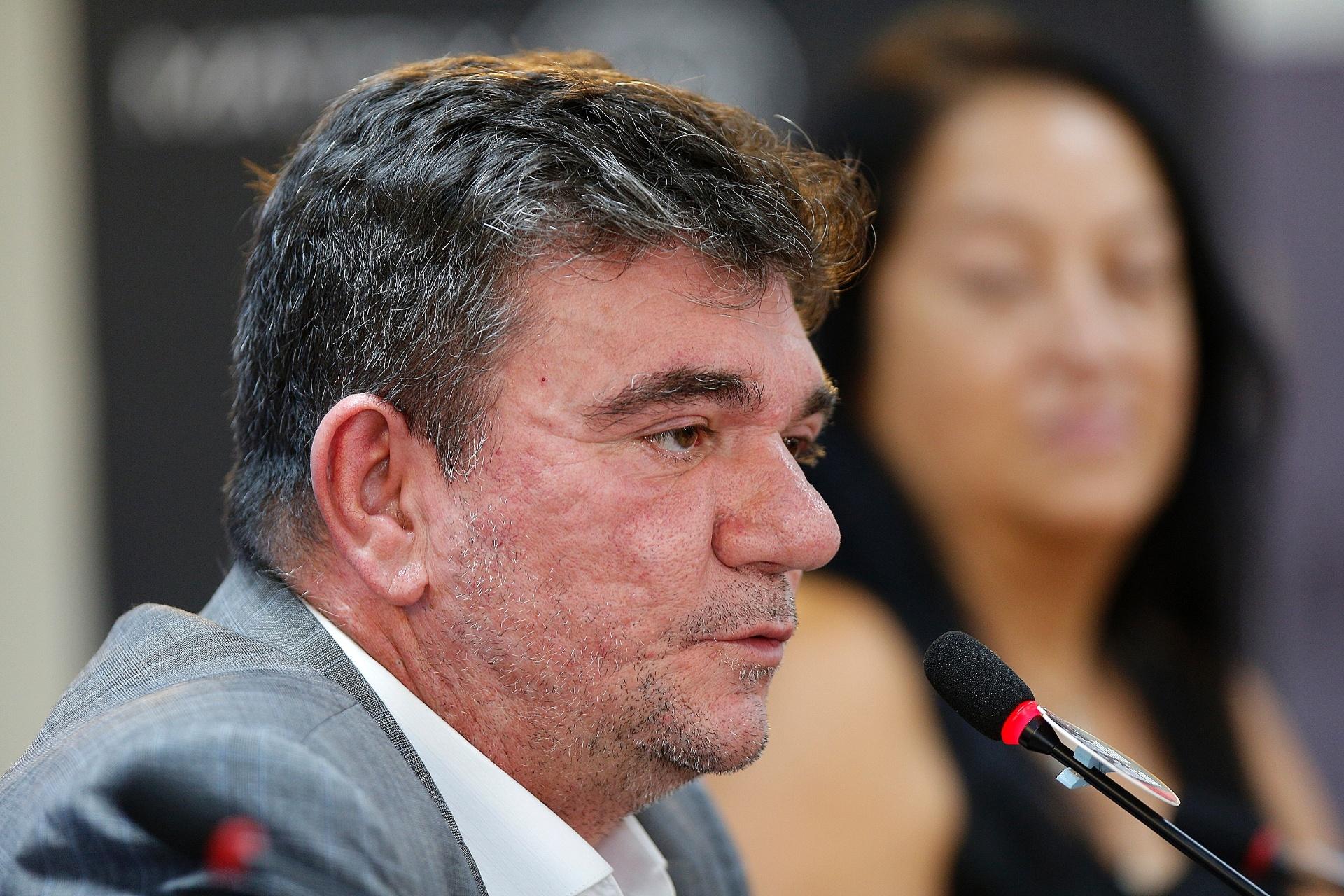 """Andrés Sanchez põe palmeirense entre seus melhores amigos e diz: """"Se apresentou no Palmeiras com passagem paga pelo Corinthians"""""""