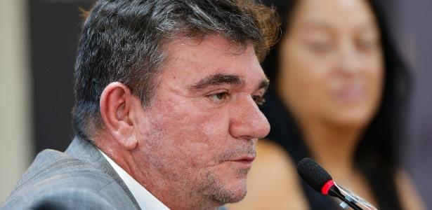 Andrés Sanchez, presidente do Corinthians, reconduziu observador à base alvinegra