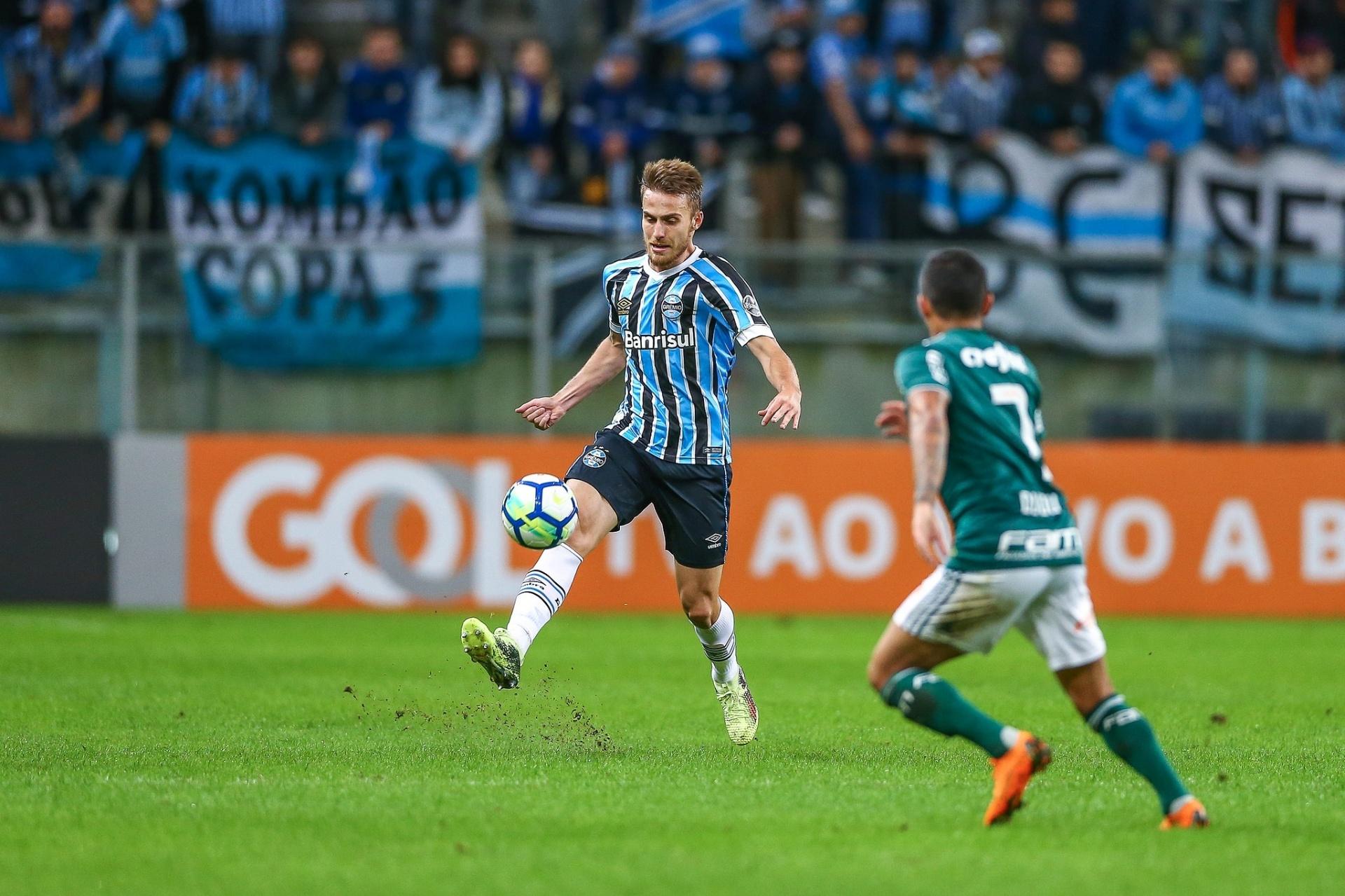 Grêmio tenta dar troco no Palmeiras em novo reencontro com ex-técnico -  13 10 2018 - UOL Esporte 32b7ca3839c60