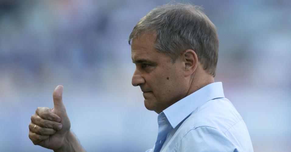 'Agora é diferente' | Aguirre lembra saídas de Osório e Bauza e diz que fica no São Paulo