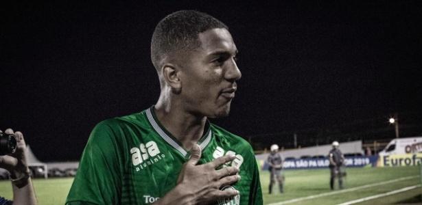Com seis gols, Davó ajudou o Guarani a chegar às semifinais da Copinha - Letícia Martins/Guarani Futebol Clube