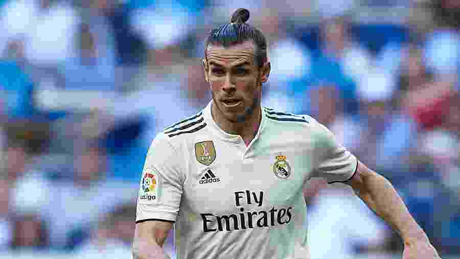 Gareth Bale, jogador do Real Madrid - Quality Sport Images/Getty Images