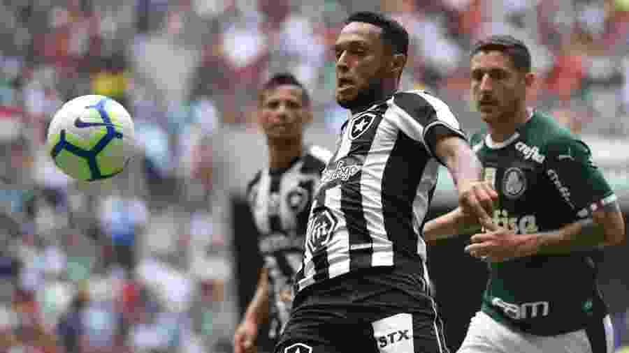 Julgamento do pedido de impugnação de Botafogo x Palmeiras será no dia 18 de junho - Andre Borges/AGIF