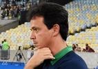 Diniz avalia que Nenê tem chances de estrear pelo Flu contra o Vasco - Maílson Santana/Fluminense FC