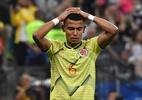 Colombiano é ameaçado após perder pênalti na Copa América - Nelson ALMEIDA / AFP