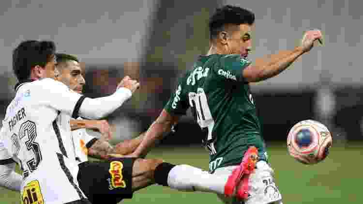 Willian, atacante do Palmeiras - Cesar Greco/Ag. Palmeiras - Cesar Greco/Ag. Palmeiras