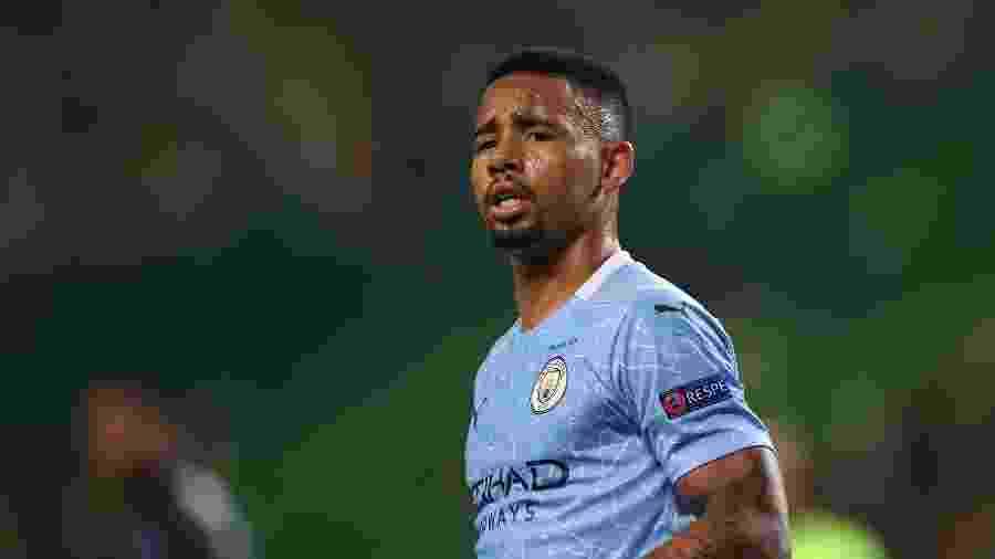 Gabriel Jesus foi cortado da Seleção Brasileira por causa da lesão - Matthew Ashton - AMA/Getty Images