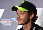 Valentino Rossi testa positivo para covid-19 e fica fora de etapa da MotoGP - JAVIER SORIANO / AFP