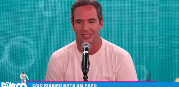 'Já foi superada', diz Caio Ribeiro sobre discussão com Casagrande