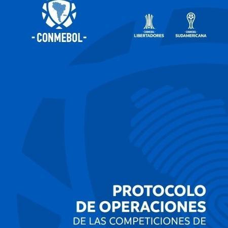 Conmebol lança o Protocolo de Operações 2021 de suas competições - Reprodução/Conmebol