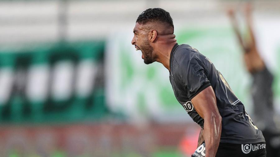 Nathan Silva, zagueiro do Atlético-MG, é um dos titulares do setor defensivo do técnico Cuca - Pedro Souza / Atlético-MG