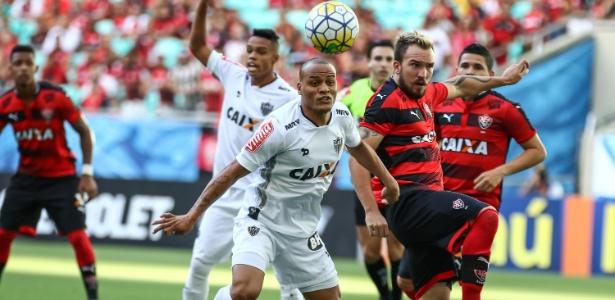 Willian Farias jogou 48 partidas como titular pelo Vitória nesta temporada - Bruno Cantini/Atlético-MG/Divulgação