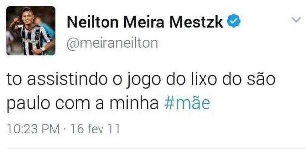 Resultado de imagem para Neílton São Paulo