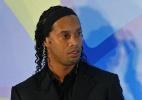 Nacional-URU descarta e Coritiba pode anunciar Ronaldinho até terça