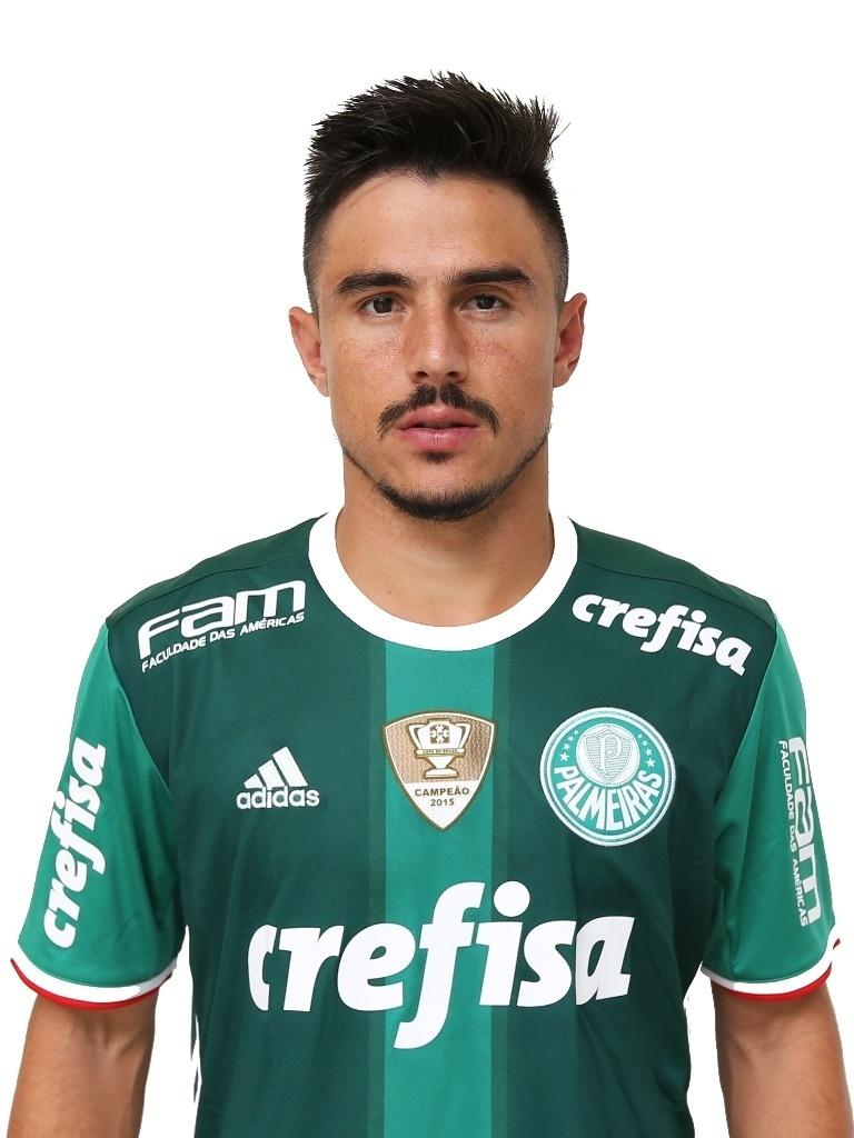 Willian, atacante do Palmeiras