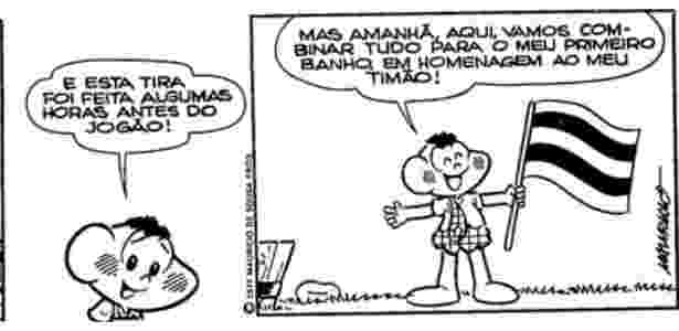 Acervo/Maurício de Sousa